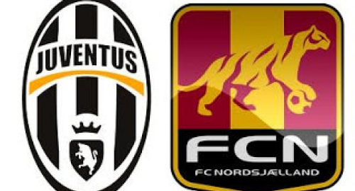 Champions League: la Juventus sigla un poker contro i danesi del Nordsjaelland